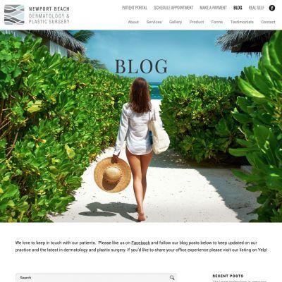 NBDPS - Blog - PSD to WordPress